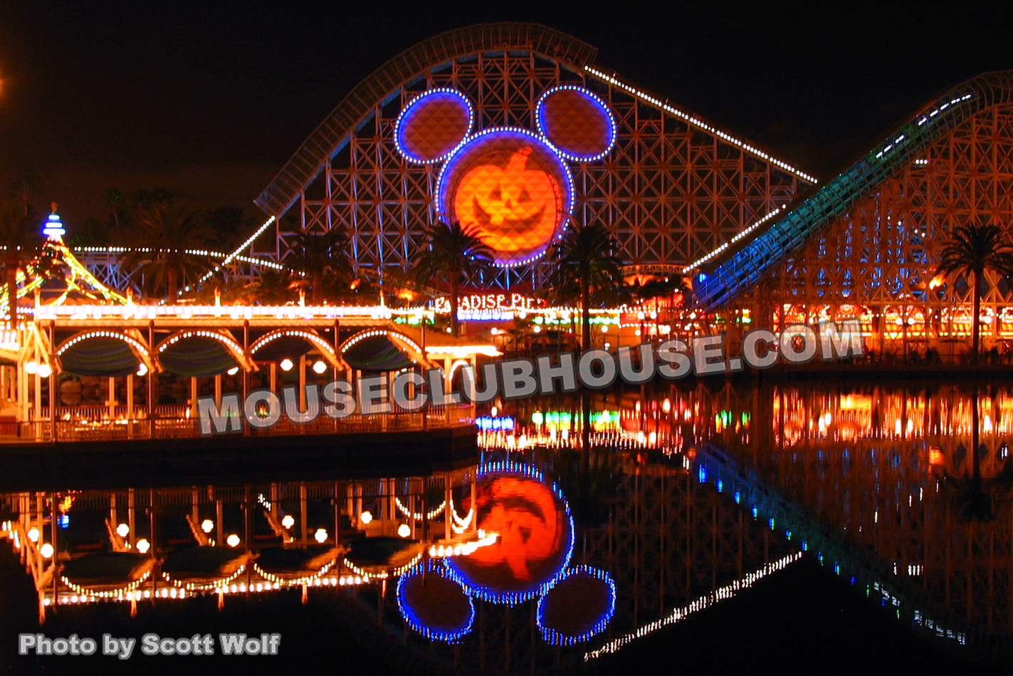 Halloween at Disney California Adventure 2005