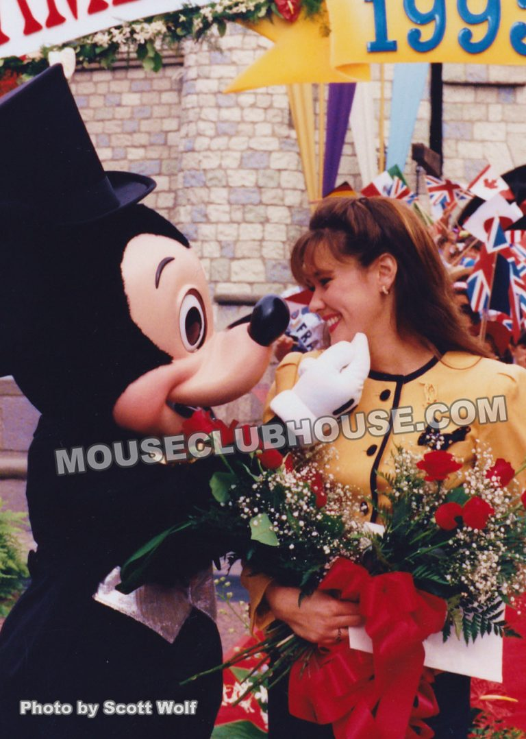 1993 Disneyland Ambassador to the World Kathleen Mitts