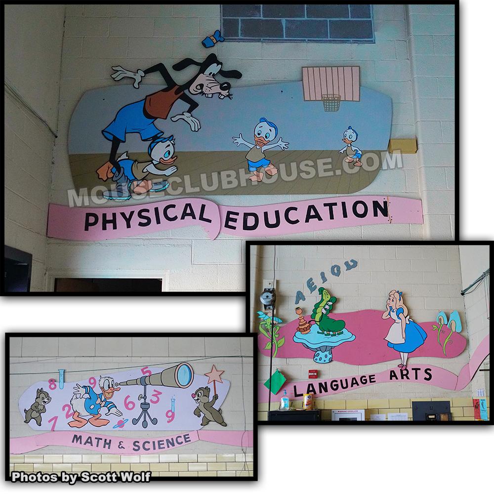 Walt Disney Elementary School, Marceline, MO
